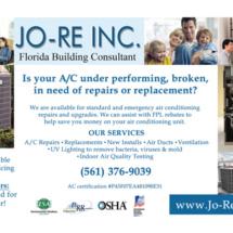 Jo Re Inc. Postcard