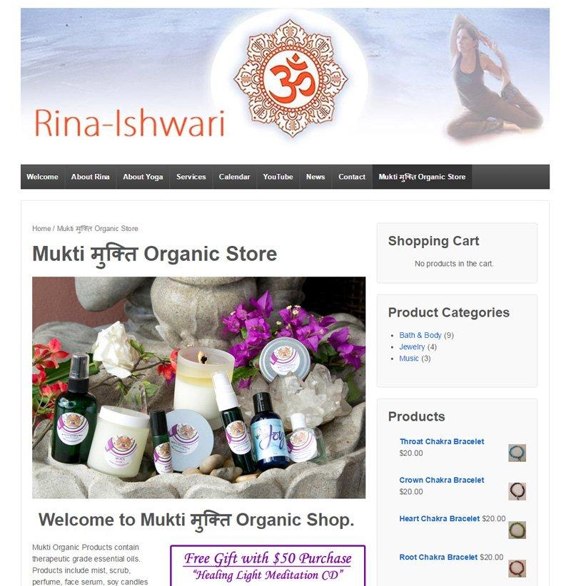 Mukti Organic Products