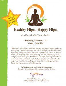 Yoga Workshop Flyer