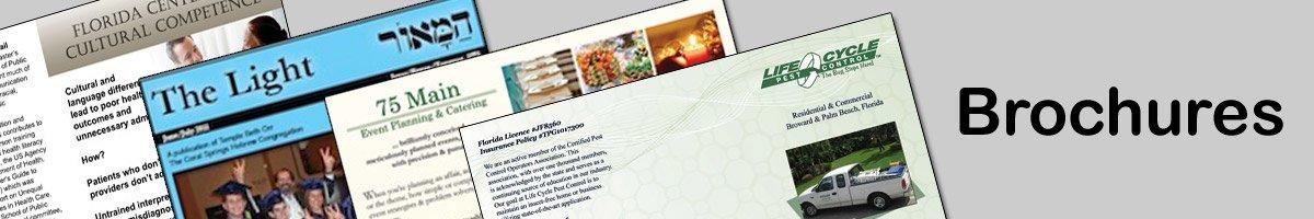 Banner Brochures