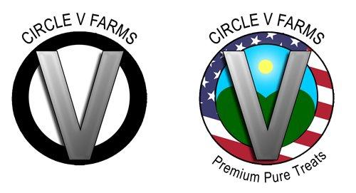 Circle V Farms Logos