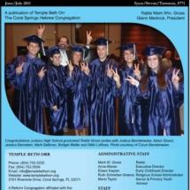 The Light magazine cover