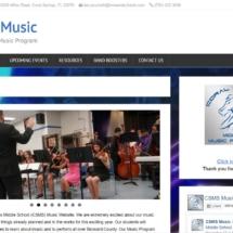 Stallions Music Web Site