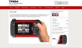 TPMS4 Web Site